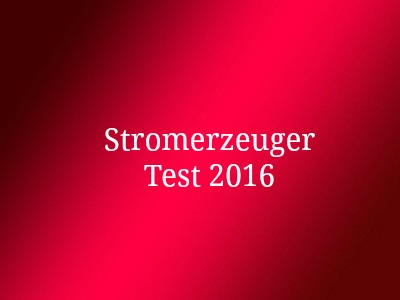 stromerzeuger test 2016 notstromaggregat stromgenerator notstromaggregat. Black Bedroom Furniture Sets. Home Design Ideas