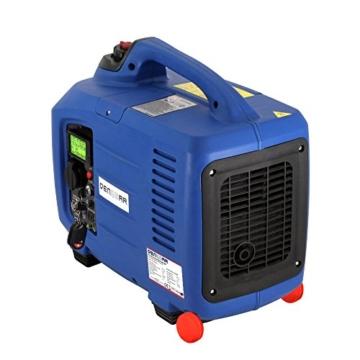 Denqbar 2,8 kW DQ2800ER Digitaler Inverter Stromaggregat benzin mit E-Start und Funk-2