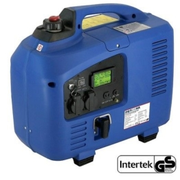 DENQBAR INVERTER DQ2200E MIT E-START DIGITALER 4Takt