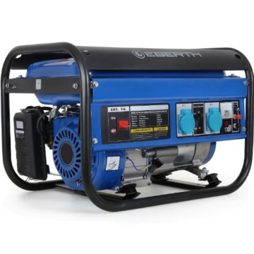 eberth-3000-watt-stromerzeuger-notstromaggregat mit benzinbetrieb