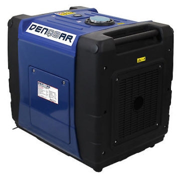 Digitaler Inverter-Denqbar DQ5600ER - 5,6 KW Inverter mit E-Start und Funkfernbedienung-2